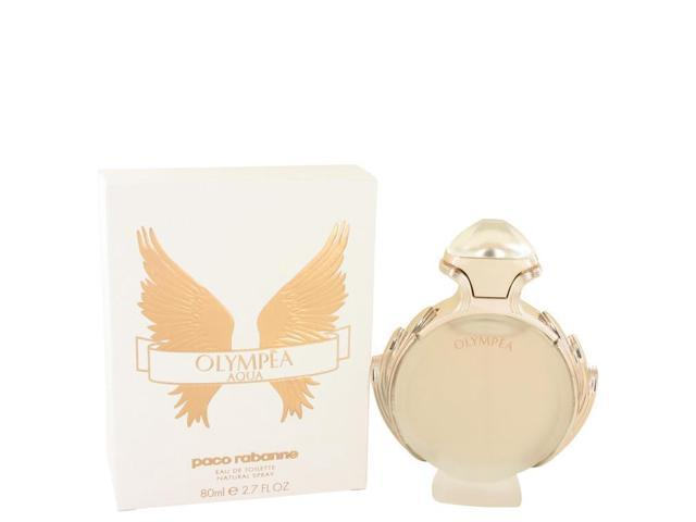 Olympea Aqua by Paco Rabanne Eau De Toilette Spray 2.7 oz