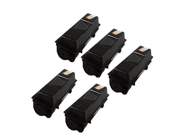 Compatible New York Toner 5 Pack Of Kyocera TK172 Toner Cartridge - Black