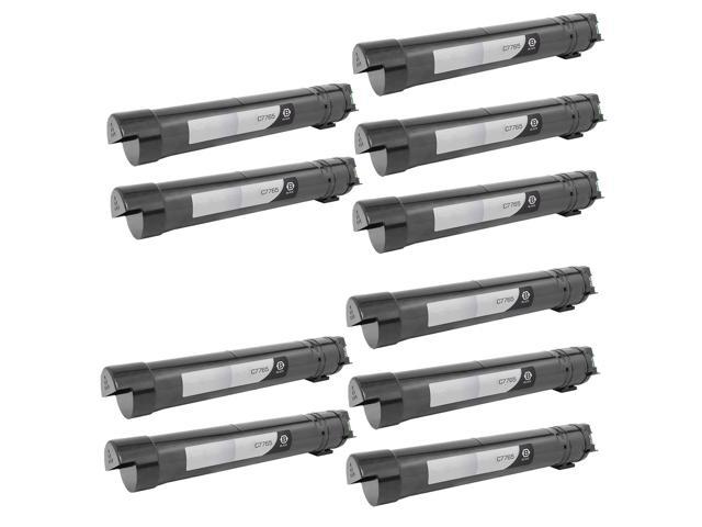 Compatible New York Toner 10 Pack Of Dell 332-1874 Toner Cartridge - Black