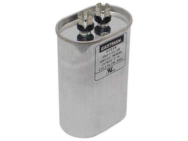 Eastman 92028 Motor Run Capacitor Oval