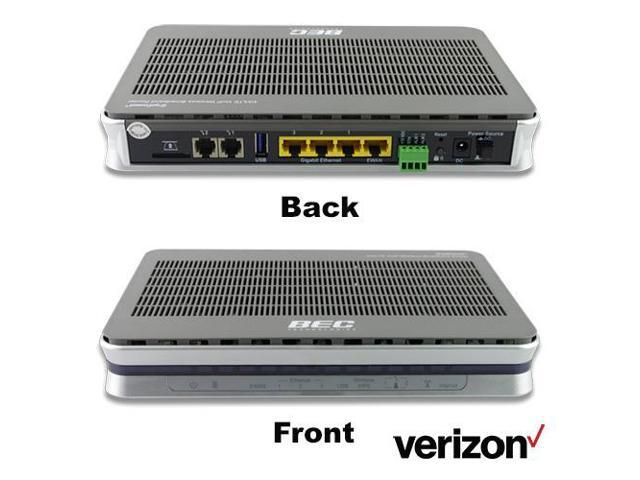 BEC Technologies 6300VNL R6-V 4G LTE-ONLY (USA) Cellular Router w/ VoIP Support for Verizon - USA