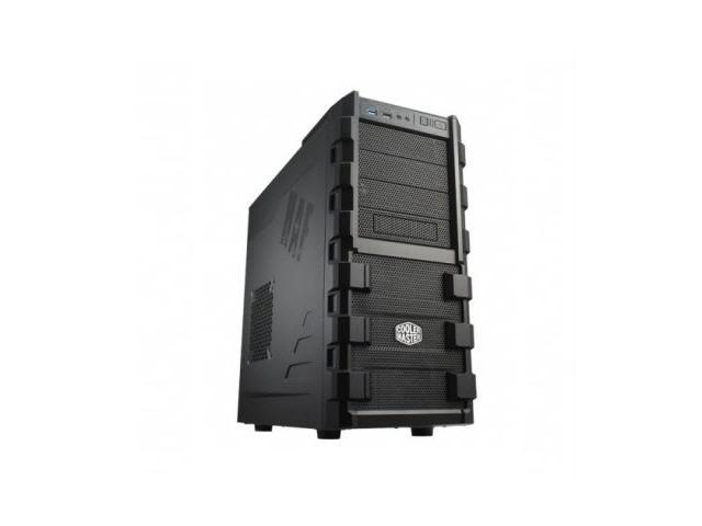 Cooler Master HAF 912 Combat USB3.0 All Black Mid Tower ATX Case (RC-912-KKN2)