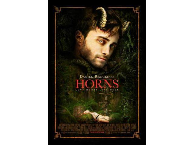 Horns Movie Poster 24inx36in - Newegg.com Horns Movie Poster