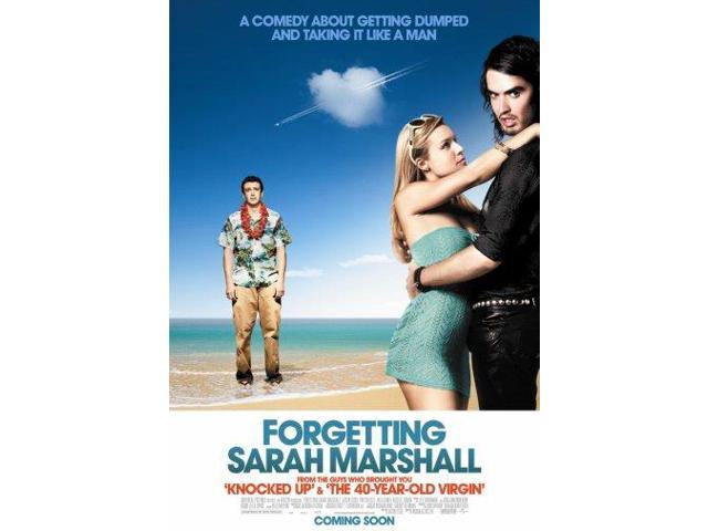 Forgetting Sarah Marshall Movie Poster 24x36 - Newegg.com
