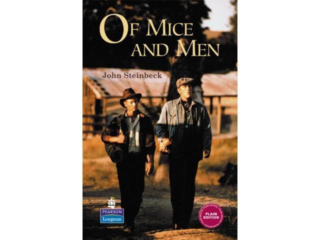 a summary of the novel of mice and men by john steinbeck While the powerlessness of the laboring class is a recurring theme in this classic work, steinbeck also creates an intimate portrait of two men facing a harsh w.