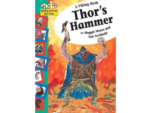 hopscotch myths thor 39 s hammer paperback newegg com