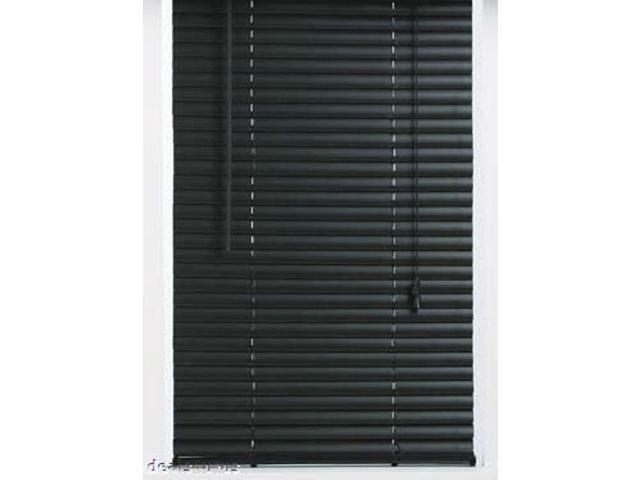 vinyl mini blinds venetian window blinds 36 wide x 64. Black Bedroom Furniture Sets. Home Design Ideas