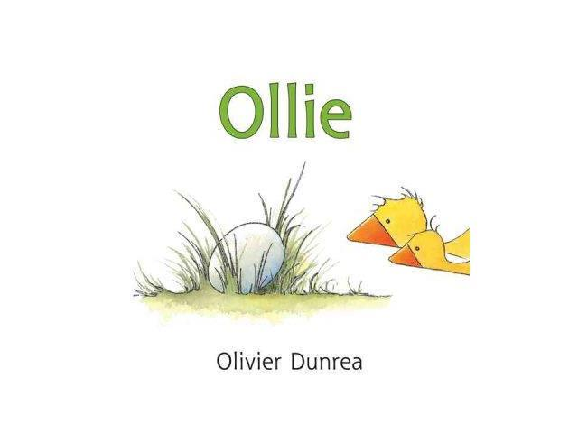 Ollie (Gossie and Friends Board Books)