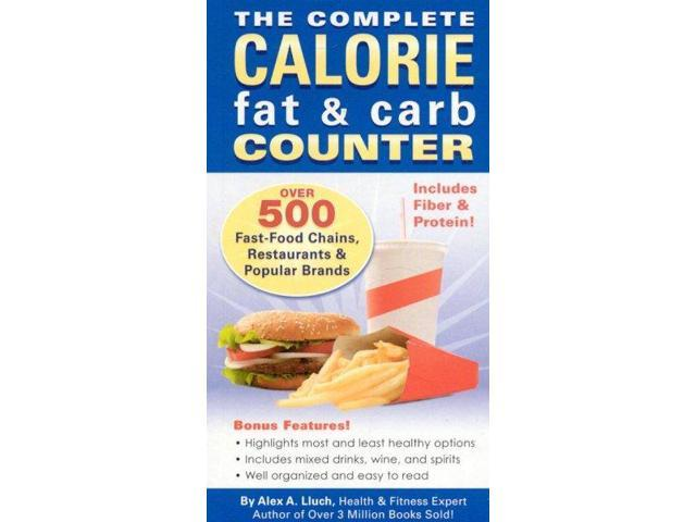 Carb And Fat Counter 121