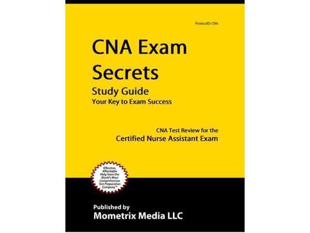 cna exam test nurse certified assistant secrets newegg