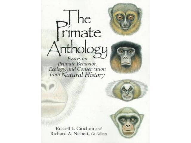 nature essay anthology