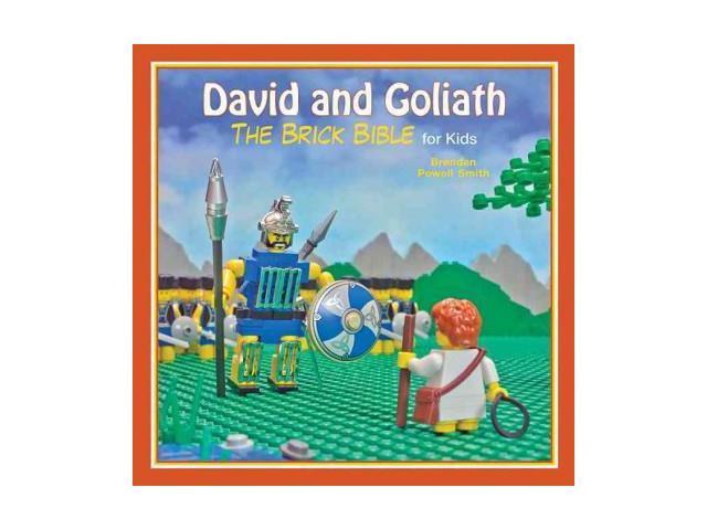 David and Goliath: The Brick Bible for Kids - Newegg.com