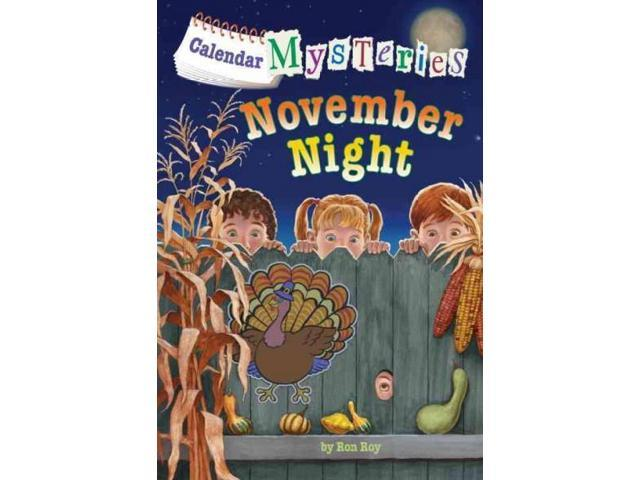 Calendar May Sia : November night calendar mysteries newegg