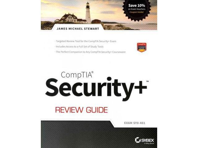 comptia security+ review guide exam sy0 401 pdf
