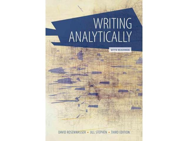 writing analytically 6th edition ebook Free online library: writing analytically, 6th ed(brief article, book review) by reference & research book news publishing industry library and information science books book reviews.