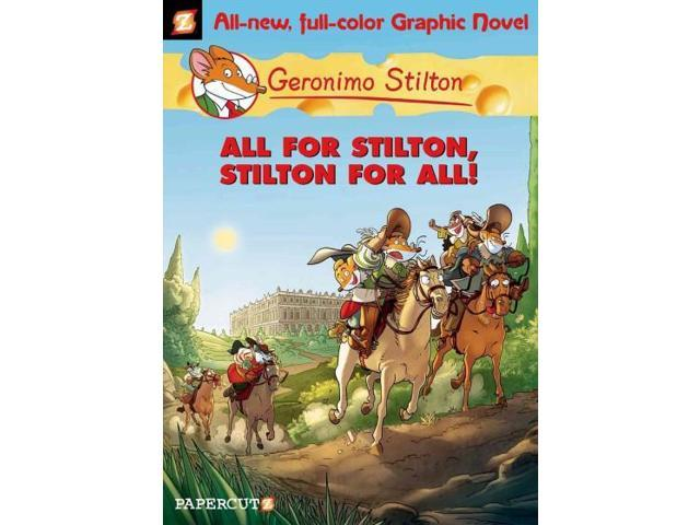 GERONIMO STILTON. #10 ALL BECAUSE OF A CUP OF COFFEE