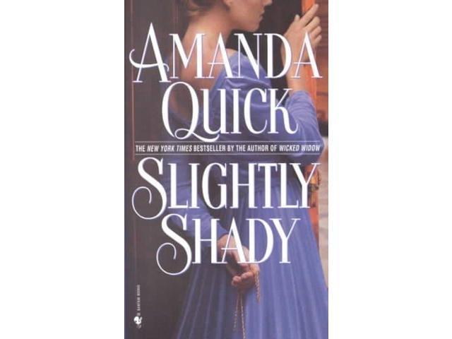 Slightly Shady Reprint Quick, Amanda