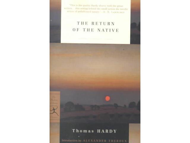The Return of the Native (Modern Library Classics)