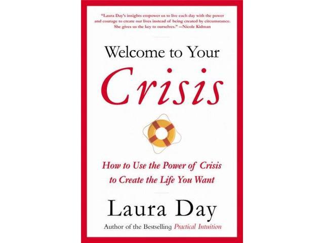 Welcome to Your Crisis Reprint Day, Laura