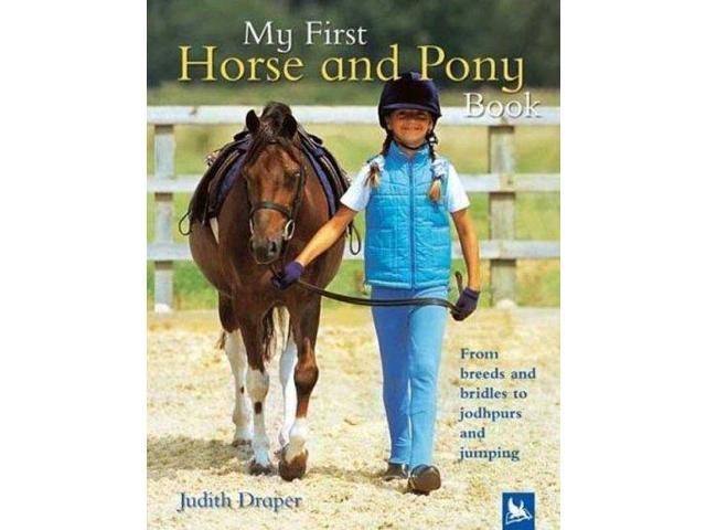 My First Horse And Pony Book Draper, Judith