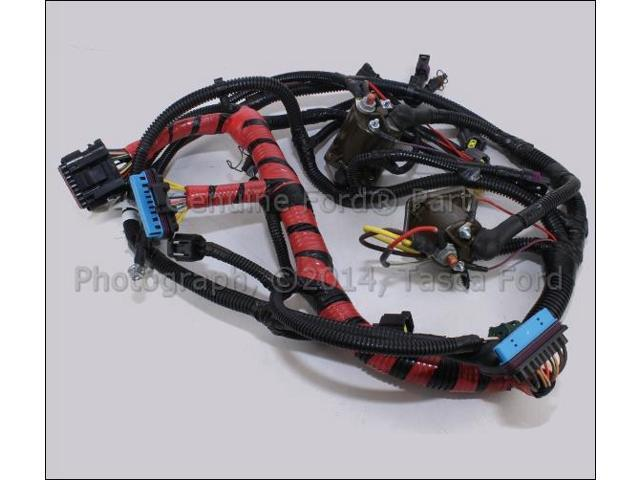 Oem Main Engine Wiring Harness Ford Excursion F250 F350 F450 F550 Rhnewegg: Ford Excursion Dash Wiring Harness At Elf-jo.com