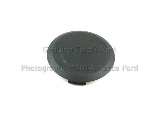 OEM Driver Side Seat Track Control Handle Cover Charcoal Black Ford Mustang