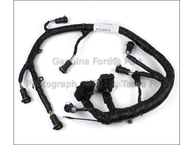 05 ford 6 0l injector harness diagram 6 0 powerstroke pcm