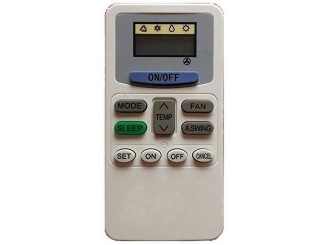 hitachi remote. replacement for hitachi air conditioner remote control rar-2a1 rar-2p1 rar-2p2 o