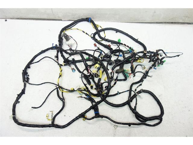 Used 10 11 12 13 Acura MDX Floor interior wire harness wires wiring 32107-STX-A01 32107STXA01 2010 2011 2012 2013