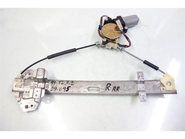 Refurbished used 99 00 01 02 03 acura tl rear right for 2001 acura tl window regulator