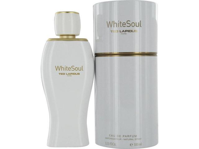 White Soul by Ted Lapidus for Women - 3.33 oz EDP Spray