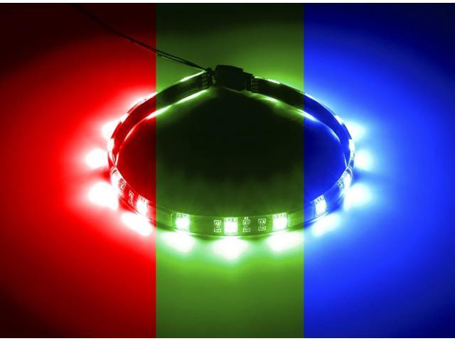 CableMod® WideBeam™ Magnetic LED Strip RGB   30cm (STRIP ONLY)