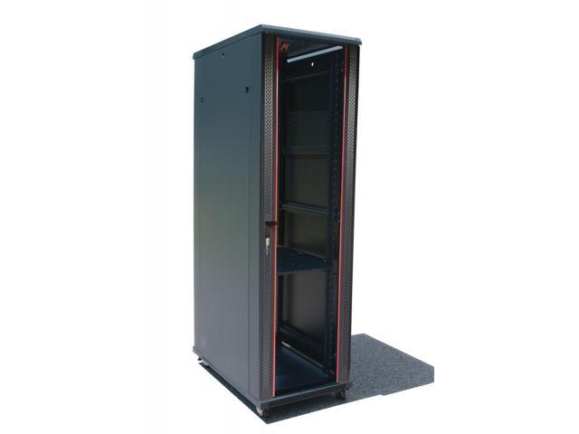 42u Free Standing Server Rack Cabinet Fits Most Of