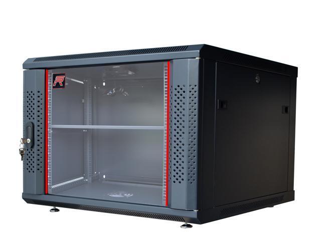 6U Wall Mount IT Network Cabinet Enclosure Server Rack. FULLY ...