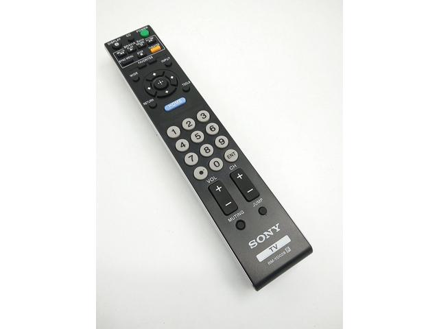 sony tv remote. genuine original sony bravia rm-yd028 tv remote control for kdl-32l5000 tv .