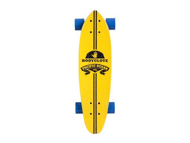 "BODY GLOVE 24"" ""Blaze"" High Performance Cruiser Skateboard"