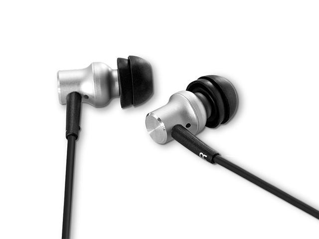 HIFIMAN RE400 Waterline High-Performance In-Ear Monitor Headphones (Silver/Black)