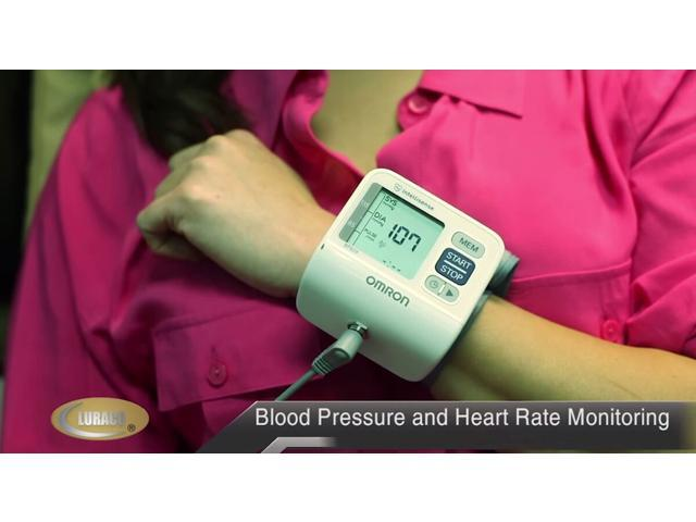 Luraco Technologies Blood Pressure And Heart Rate Monitor For The Luraco I7 Massage  Chairs