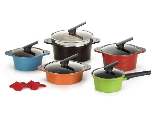 Silicone Cookware Safe 4
