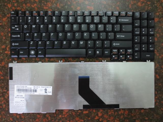 New laptop replacement keyboard for Lenovo V-105120AK1-GR LA laptop