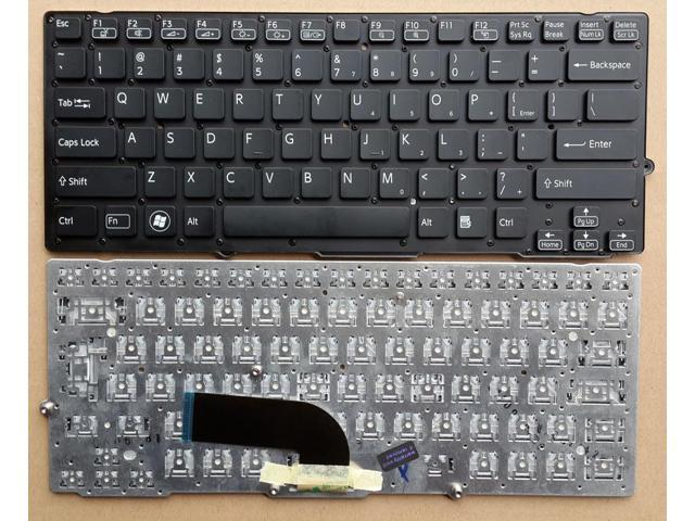 New laptop replacement keyboard for Sony 9Z.N6BBF.006 laptop