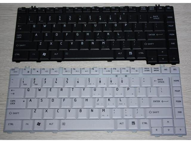 New laptop replacement keyboard for Toshiba 6037B0017206 laptop