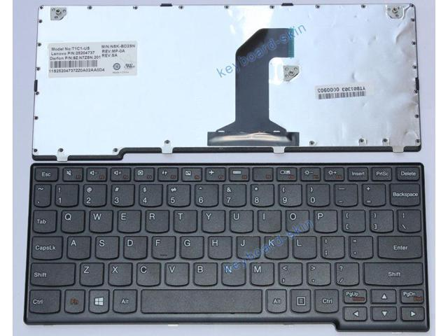 New laptop replacement keyboard for Lenovo 25204705 laptop
