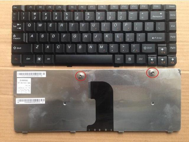 New laptop replacement keyboard for Lenovo 25-010347 laptop