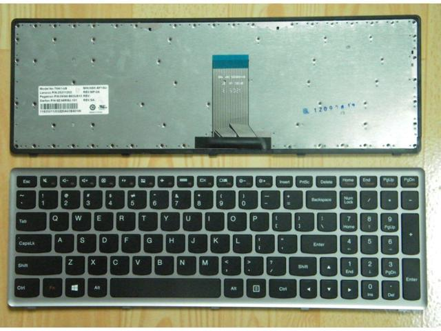 New laptop replacement keyboard for Lenovo 25205585 laptop