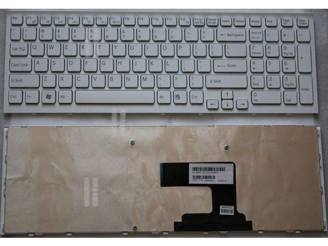 New laptop replacement keyboard for Sony 9Z.N5CSW.B0U laptop