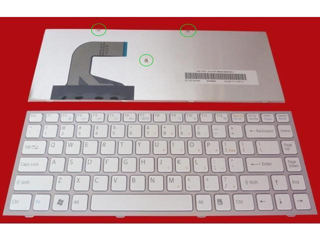 New laptop replacement keyboard for Sony 148778671 laptop