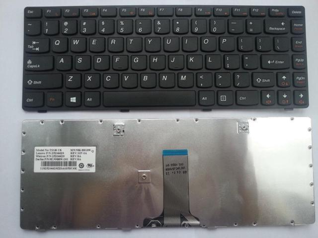 New laptop replacement keyboard for Lenovo 25201966 laptop
