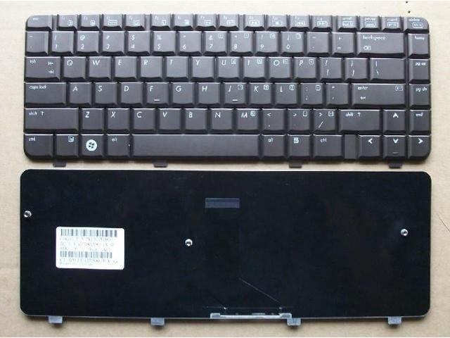 New laptop replacement keyboard for HP NSK-H570S laptop
