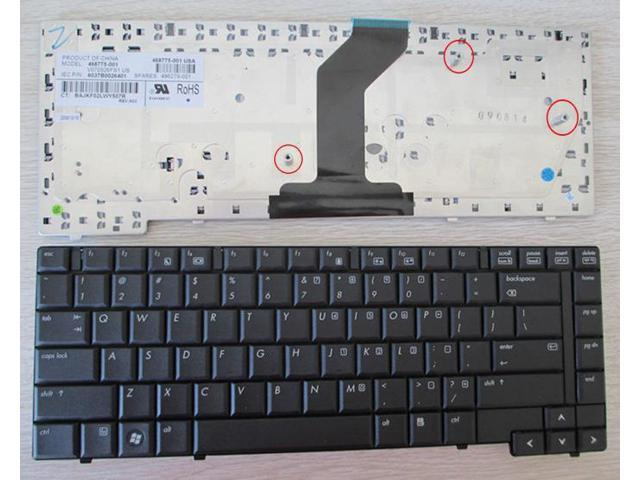 New laptop replacement keyboard for HP 9J.N8282.E0R laptop